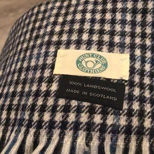 Other - Hunt club Wool mens Scarf